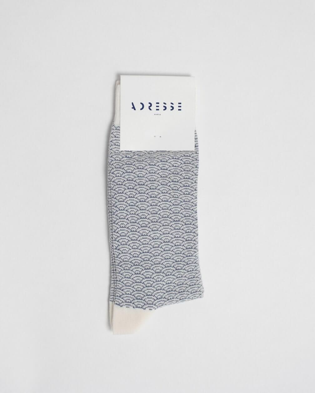 Chaussettes Anglet 80% coton