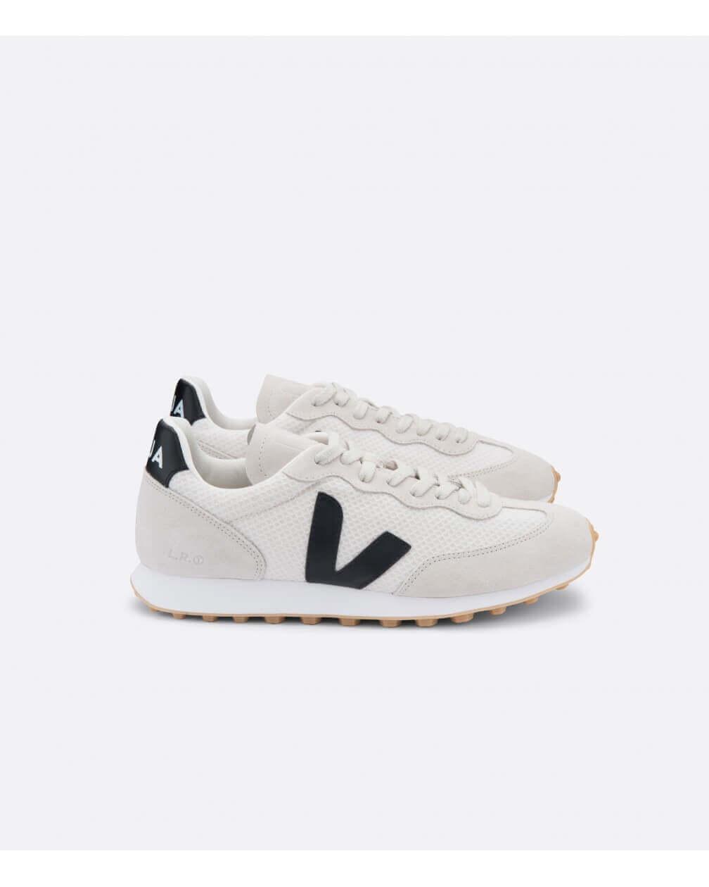 Sneakers rio branco hexamesh