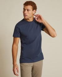 T-shirt Villette Gris-bleu