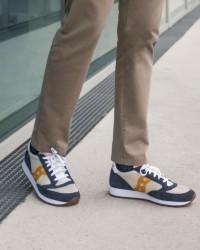 Sneakers jazz vintage