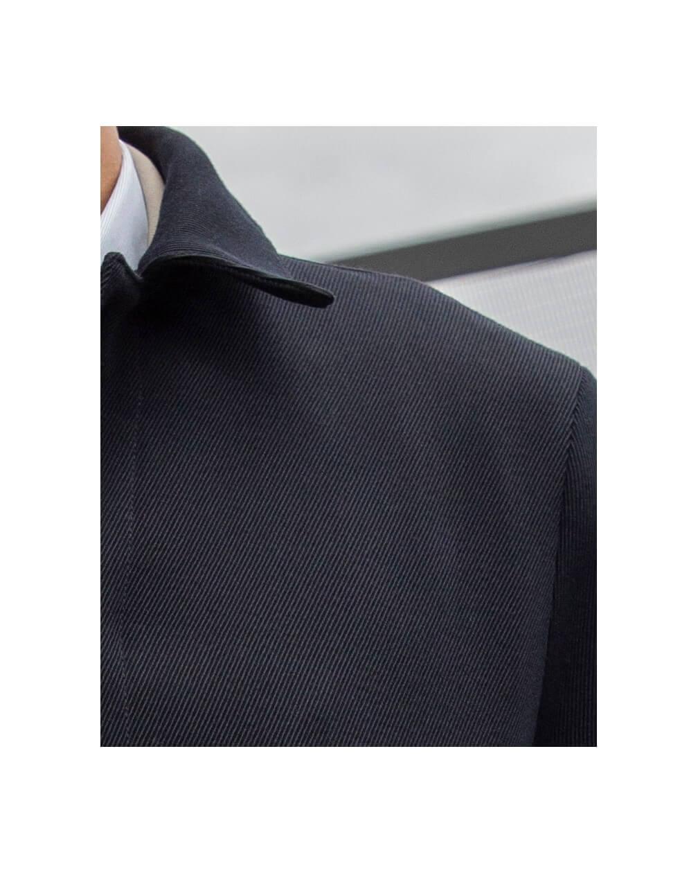 Mackintosh Sorbonne en laine déperlante Fitecom®