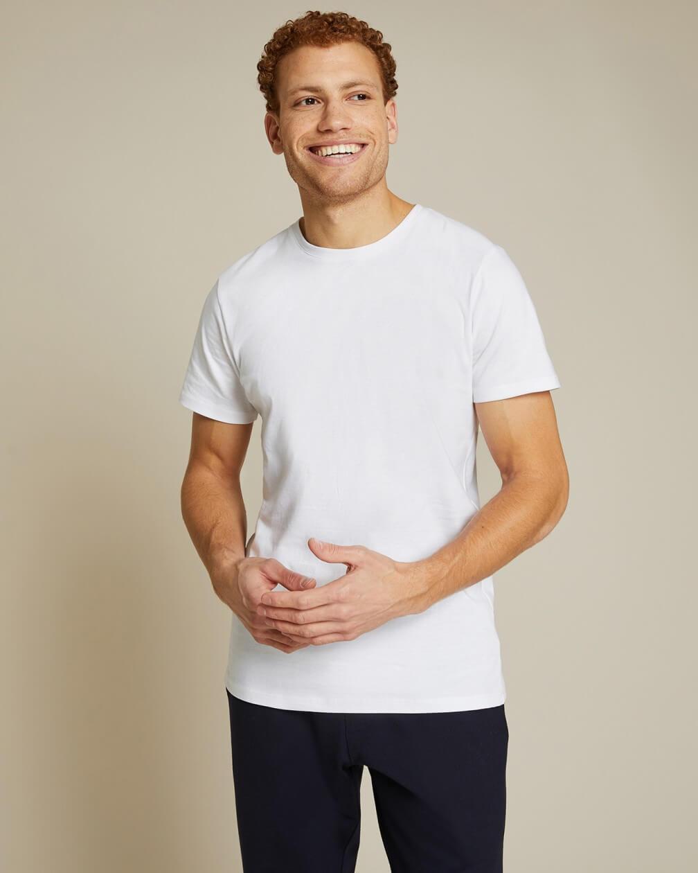 T-shirt Villette blanc