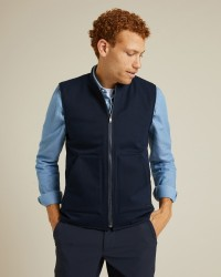 Gilet lombards reversible